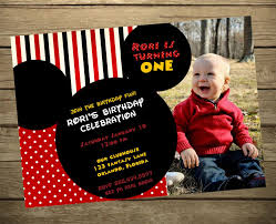 Mickey Mouse Clubhouse 2nd Birthday Invitations Mickey Mouse Clubhouse Birthday Party Invitation Wording