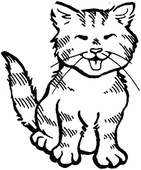 Cat Coloring Page Cat Coloring Pages Hello Kitty Colouring Pages To