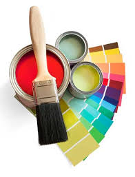 Wall Painting Supplies. Paint