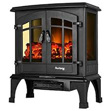 electric fireplace stove. jasper portable free standing electric fireplace stove by e-flame usa \u2013 23-inches x