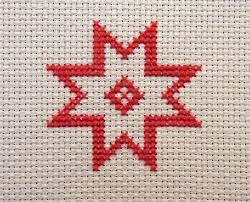 How To Make A Cross Stitch Pattern Unique How To Make A Quick And Simple CrossStitch Christmas Card