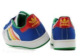 Scarpe Da Calcio Per Bambini Decathlon : Outlet italia donna adidas superstar ii bianco blu verde scarpe
