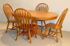 antique oval oak dining table and chairs. gallery of country kitchen table sets antique oval oak dining and chairs