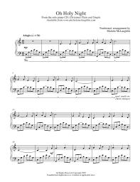 Flute traditional flute traditional flute free sheet music o holy night. O Holy Night Pdf Sheet Music Michele Mclaughlin Music