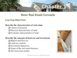 North Carolina Real Estate Powerpoint Ch 01