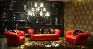 Full Size of Sofa:black And Red Sofa Sets Red Sofa Set Awesome Black And ...