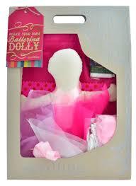 Design Your Own Tutu Kit Make Your Own Ballerina Doll Activity Kits Toys Sale