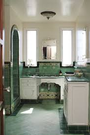 1940 Bathroom Design Mesmerizing I Love Bathrooms From This Era Especially The Showers With Arched