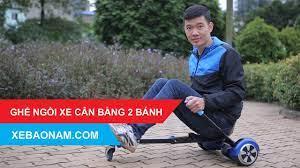 Xebaonam.com - Nhà phân phối ghế ngồi xe điện cân bằng tại Việt Nam