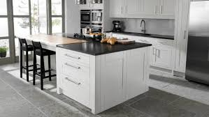 Panels For Kitchen Island Glamorous Modern Design With White Oak