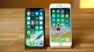 Iphone 8 And Iphone X Comparison Chart Iphone X Vs 8 Plus Real World Differences After 1 Week