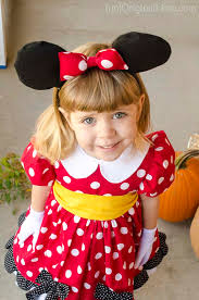diy toddler minnie mouse costume diy do it your self