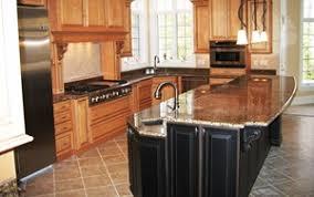 Kitchen Island Design Ideas two tiered kitchen island