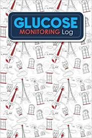 Glucose Monitoring Log Blood Glucose Chart Diabetes Food