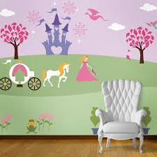 Princess Wallpaper For Bedroom Application In Your Wall Murals For Kids Room Wallpaper Mural