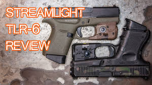 Tlr 6 Light Streamlight Tlr 6 Review Sub Compact Weapon Light Glock 43 Glock 26 Etc