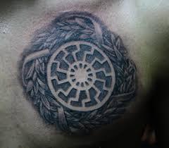 славянские и скандинавские татуировки эскизы по руси
