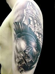 Cool Gladiator Arm Tattoo Tattoomagz Tattoo Designs Ink