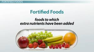 Food Product Design Definition What Are Fortified Foods Definition Examples