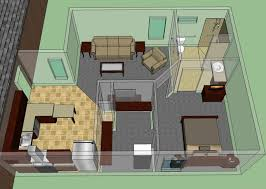 House Plans With Mother In Law Suites  Contemporary Ranch In Law Suites