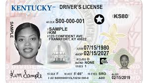Driver's Design License For Id Kentucky Reveals New Travel