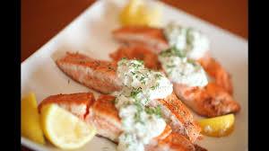 Greek Yogurt Salmon Recipe