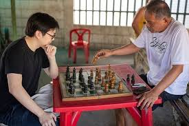 """The day Efren """"Bata"""" Reyes destroyed me at chess 