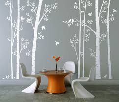 Small Picture Leafy Trees Wall Sticker