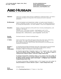 Resume Template Blank Fax Cover Letter Format Info For Free