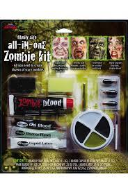 makeup ideas zombie makeup kit walking dead zombie makeup kit horror zombie make up