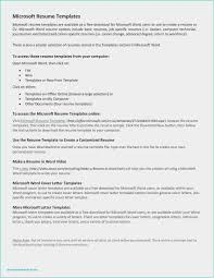 Free Download 51 Resume Template Microsoft Word Professional Free