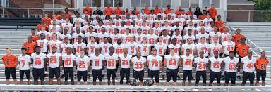 2018 Football Roster Union College Athletics
