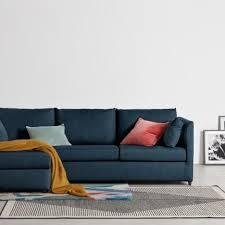 designer fabric sofas made com