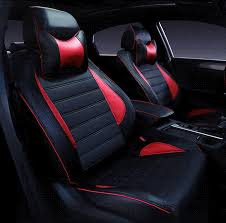 special leather car seat covers for toyota rav4 prado highlander corolla camry prius reiz crown yaris car accessories styling protective seat covers for