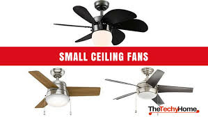 small ceiling fans reviews