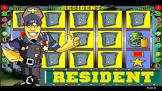 Автомат Resident в казино Вулкан Платинум
