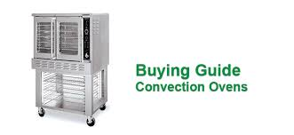 ing guide commercial convection oven