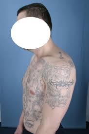 значение татуировок заключенных