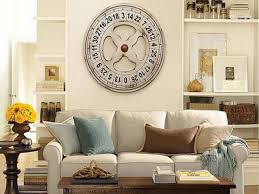 Decorating Large Wall Decorating A Large Living Room
