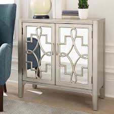 Image Rustic Furniture Cart Champagne Accent Cabinet Coaster Furniture Furniture Cart