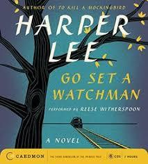 grade 11 option go set a watchman sound recording harper lee book on cd
