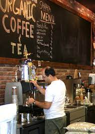 Artisanal coffee is probably not your first thought when you imagine a beverage associated with tucson. Savaya Coffee Market Arizona Coffee
