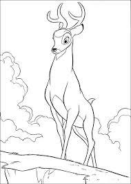 Ausmalbilder Bambi Ausmalbilder Für Kinder Disney Malvorlagen