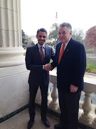 File:Basit Igtet with Congressman Pete King.jpg - Wikimedia Commons
