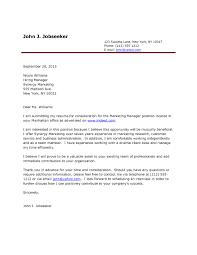 Cover Letter For Resume Format Doc Letter Idea 2018