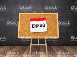 Image result for enero in spanish