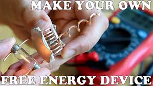 how to make a free how to make a free energy device cheap and easy youtube