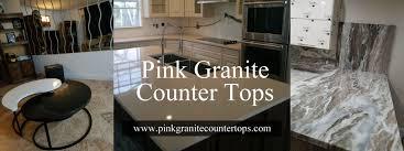 pink granite countertops official website custom fabrication countertops waterfalls vanities bars etc