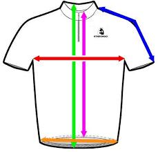Etxeondo Size Chart Kas Retro Jersey By Etxeondo With Short Sleeves Prendas