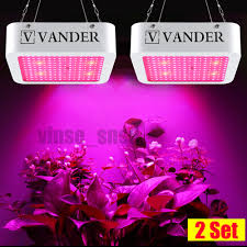 Led Grow Lights For Sale Ebay 2x 1000w Led Grow Light Vander Full Spectrum For Hydroponic Evg Plant Lamp 2 Set